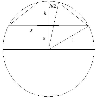 uträkning av triangelns sidor